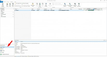 how to export files from SDL1
